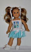AMERICAN MADE DOLL CLOTHES FOR 18 INCH GIRL DOLLS DRESS LOT SUNDRESS  6