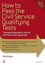 How to Pass the Civil Service Qualifying Tests: The Essential  ,.9780749461799