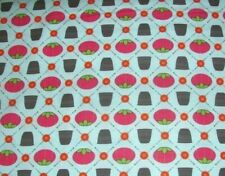 """15"""" x 43"""" Pin Cushions Thimbles Buttons Sewing Room Craft Notions Cotton Fabric"""