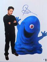 Seth Rogen  Signed Autographed 11X14 Photo Monsters vs. Aliens GV801646