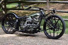 2016 Custom Built Motorcycles Bobber