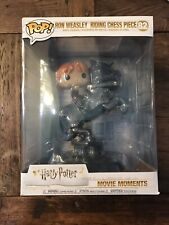 Funko Pop Harry Potter Movie Moment Ron Weasley Riding Chess Piece #82