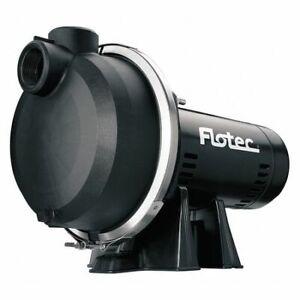 Flotec Fp5172 Sprinkler,Pump,Centrifugal,Hd,1.5Hp