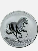 2020 Australian 1oz Silver 0.9999 Coin Brumby | LIMITED 25,000 | Perth Mint RARE