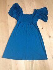 dorothy perkins teal dress size 12