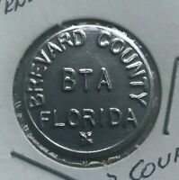 Melbourne Florida FL Brevard County Florida BTA Transportation Token