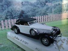 1/43  Solido (France)  Delage D8 120 1939 coupe