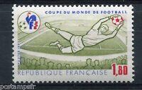 FRANCE 1982, timbre 2209, FOOTBALL, COUPE DU MONDE, neuf**