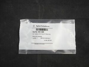 AGILENT Stainless Steel Inlet Capillary 0.11mm ID 220mm Long for Chromatography
