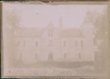 France, Normandie, Une maison normande, ca.1900, vintage citrate print Vintage c