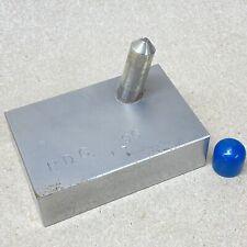 NORTON DIAMOND GRINDING WHEEL DRESSER with Base MACHINIST TOOLS