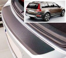 Volvo XC70 Estate - Carbon Style rear Bumper Protector