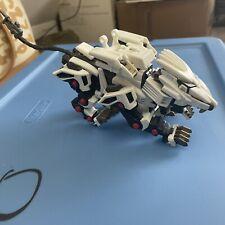 2002 Hasbro Tomy Zoids White Liger Zero Action Figure