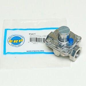 """Gas Pressure Regulator 1/2"""" x 1/2"""" Natural 4"""" LP 10"""" ERPR1 (Harper 4600S0001)"""