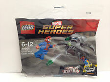 Lego 30305-Marvel Super Heroes Hombre Araña súper Puente/Bolsa De Polietileno