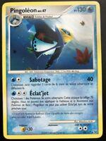 Carte Pokemon PINGOLEON 26/127 Rare PLATINE FR NEUF