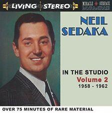 Neil Sedaka - In The Studio Volume 2 1958-1962 (NEW CD)