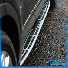 Hyundai Santa Fe 2013-2017 OEM Style Running Boards/Side Steps - Pair