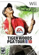 TIGER WOODS PGA TOUR 10    -----   pour WII