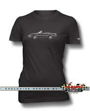 Alfa Romeo Spider Veloce 1982 - 1989 T-Shirt for Women - Multiple Colors & Sizes