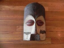 """Arts of Africa - Fang Mask - Cameroon - Gabon - 13"""" Height x 8"""" Wide STG"""