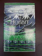 The Hobbit, J R R Tolkien, 1982 Ed, Hardcover, Original Tolkien Illustrations