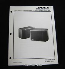 bose vintage electronics parts accessories for sale ebay rh ebay com Bose Stereo Speakers Bose 301 Series 2 Review