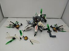 LEGO 9450 Ninjago EPIC BATTLE DRAGON, 4 Headed Dragon Incomplete