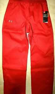 Under Armour Women's Small Snow Pants Ski SnowBoard NWT Red Bin 350