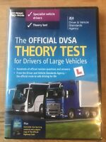 Official DVSA Theory Test DVD for Drivers of Large Vehicles BRAND NEW & SEALED