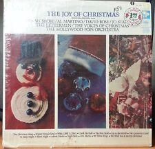 "DINAH SHORE + ""THE JOY OF CHRISTMAS"" COLLECTORS RECORD"