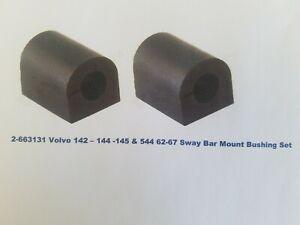 Volvo 142 - 144 - 145 67-74  & 544 62-67 Sway Bar Bushing Set of (2) # 663131
