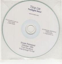 (GU127) Tina Lie, Twilight Hour - DJ CD