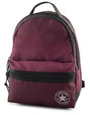CONVERSE Gradient Mini Backpack Burgundy