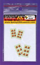 Mark I DECALS 1/144 DELLA GERMANIA EST AERONAUTICA insegne (2 SET) #14435