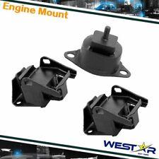 Westar-Auto Trans /& Engine Motor Mount Set 3X For 1996-2005 BLAZER 4.3L AWD