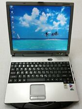 PANASONIC CF-73 TOUGHBOOK 2.0GHZ 1GB LAPTOP 80GB XP CF73 RUGGED OFFICE 2007
