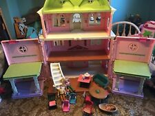 Fisher Price Loving Family Grand Mansion Victorian Dollhouse With Furniture