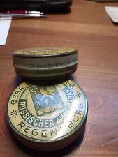 OVP Schnupf tabak Wehrmacht WK2 Bernhard Regensburg Dachbodenfund Bodenfund ww2