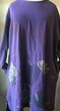 Vintage...1998 Blue Fish Clothing ....Woodbridge Tunic..Size 1