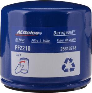 Engine Oil Filter ACDelco GM Original Equipment PF2210