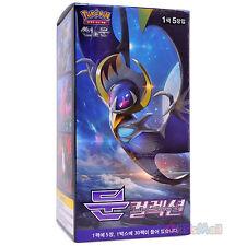 Booster Pokémon Soleil Lune MOON Collection Boite de 150 Cartes Display Coréen