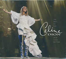 Celine Dion The Best So Far... 2018 Tour Edition CD NEW My Heart Will Go On