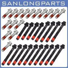 For GMC K1500 Suburban Yukon Denali 5.7L 350CID V8 Vortec Cylinder Head Bolts