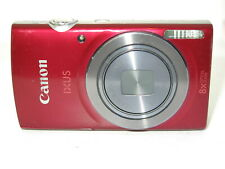 Canon PowerShot elph160  elph 160  Digital Camera  - RED