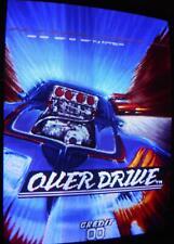 OVER DRIVE  by KONAMI    NON JAMMA ARCADE PCB GAME