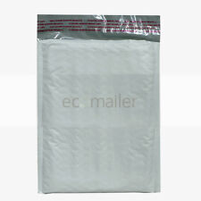 """1000 #000 4x8 Poly Bubble Padded Mailers Envelope Plastic Bag Extra Wide 5"""" x 8"""""""
