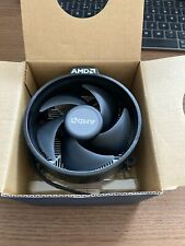 AMD Wraith Stealth CPU Cooler Socket AM4. sin Usar