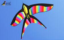 NEW 1.75m 68In Swallow Kite bird kite single line Sport Kite outdoor sports toys