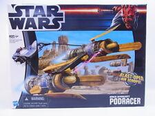 "LOT 13152 | Hasbro ""StarWars Skywalkers Podracer"" Modell mit Funktion NEU in OVP"